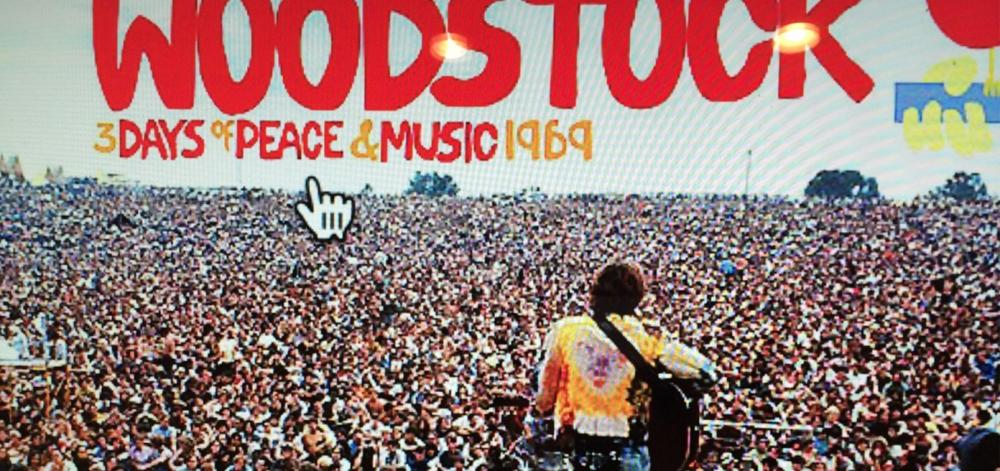 Το μεγάλο μυστικό του Woodstock - Menta 88 FM
