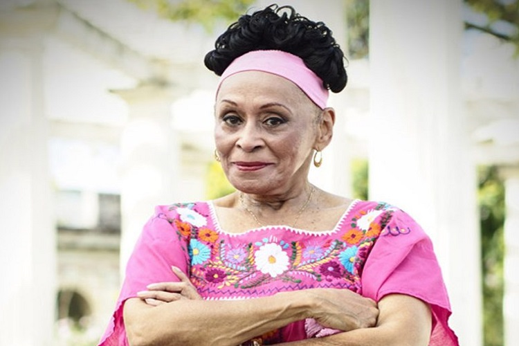 Η Κουβανή ντίβα Omara Portuondo στην Αθήνα