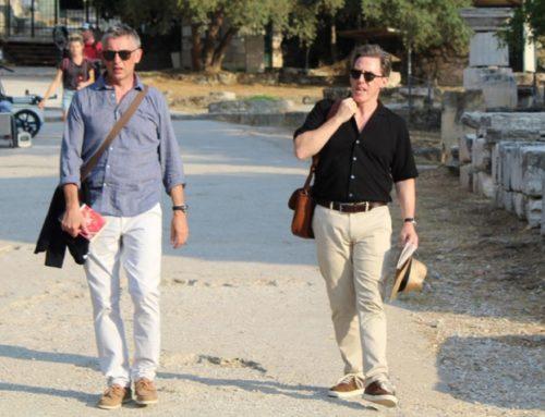 Ο Mάικλ Γουιντερμπότομ ολοκληρώνει ξανά γυρίσματα στην Ελλάδα