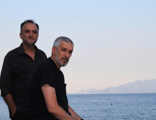 Θοδωρής Γκόνης- Αρης Λεμπεσόπουλος «μαζί» στον Οδυσσέα