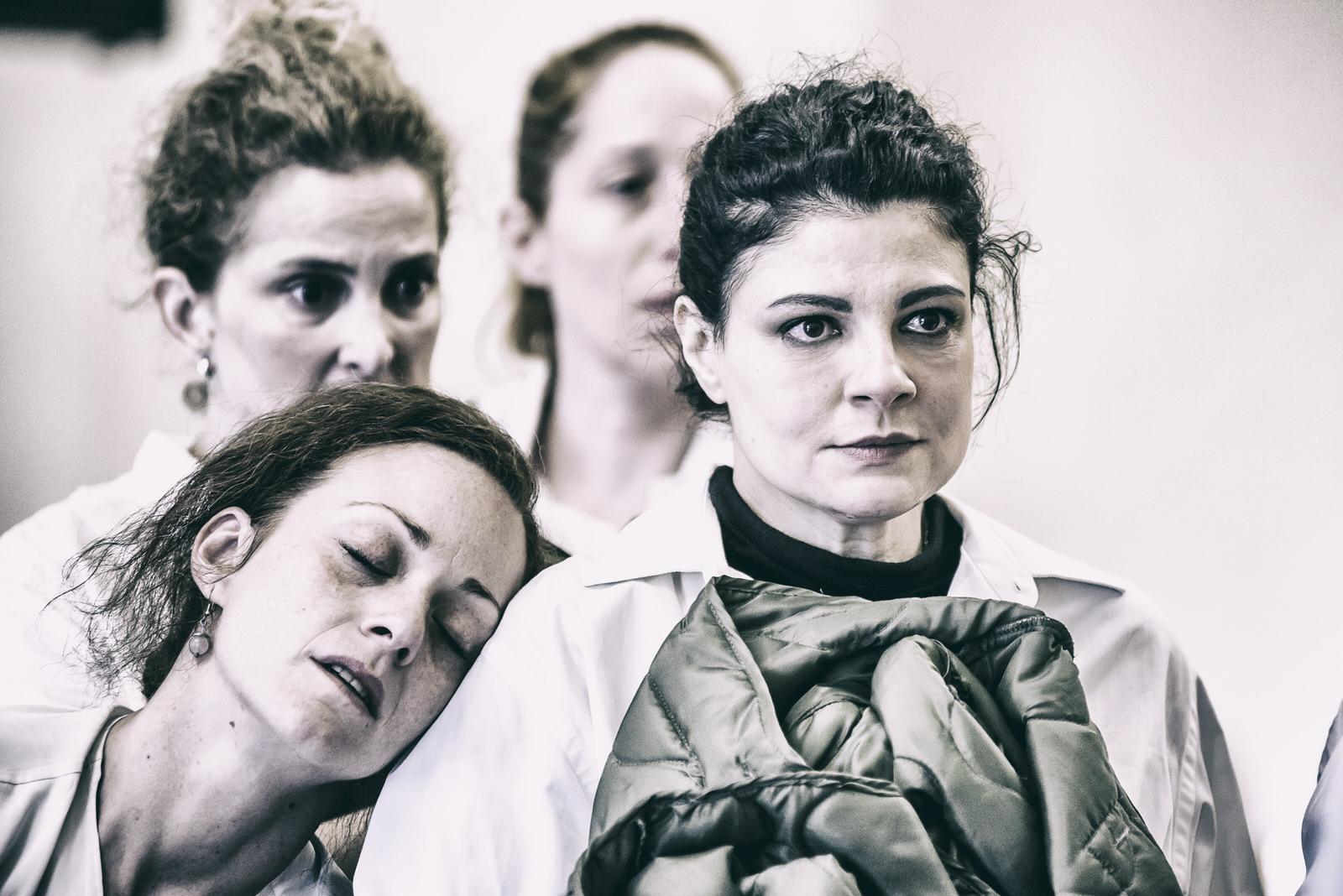 Ικέτιδες του Ευριπίδη από το Εθνικό Θέατρο στα Αισχύλεια