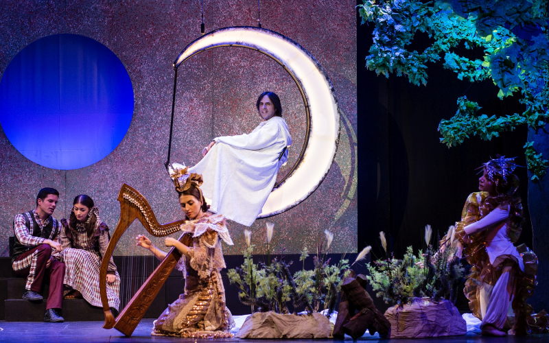 """«Ως την άκρη του ονείρου» στην παιδική σκηνή του """"Νέου Ακάδημου"""" με τη μουσική του Λ. Μαχαιρίτσα"""