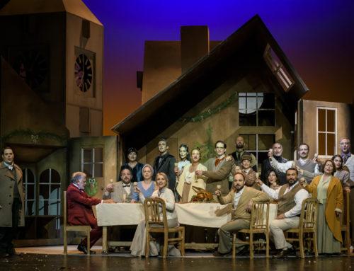 Χριστουγεννιάτικη Ιστορία, του Charles Dickens στο Εθνικό Θέατρο