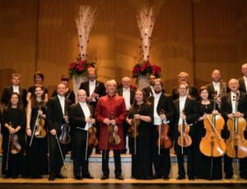 Βιεννέζικα βαλς στη Xριστουγεννιάτικη Αθήνα από το Johann Strauss Ensemble στο Μέγαρο