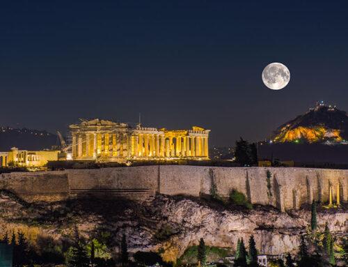 Πανσέληνος Αυγούστου: Οκτώ μέρη στην Αττική όπου μπορείτε να την απολαύσετε