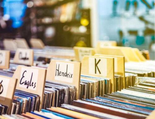 Το Vinyl Market επιστρέφει στην Τεχνόπολη Δήμου Αθηναίων