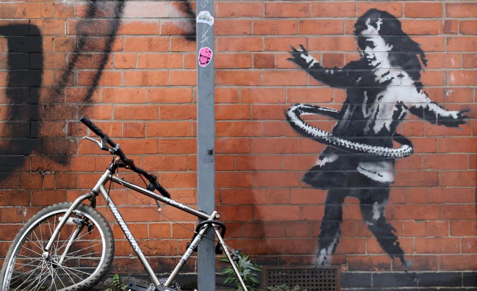 Νέο έργο του Βanksy σε τοίχο στο Νότινγκχαμ- το επιβεβαίωσε ο ίδιος
