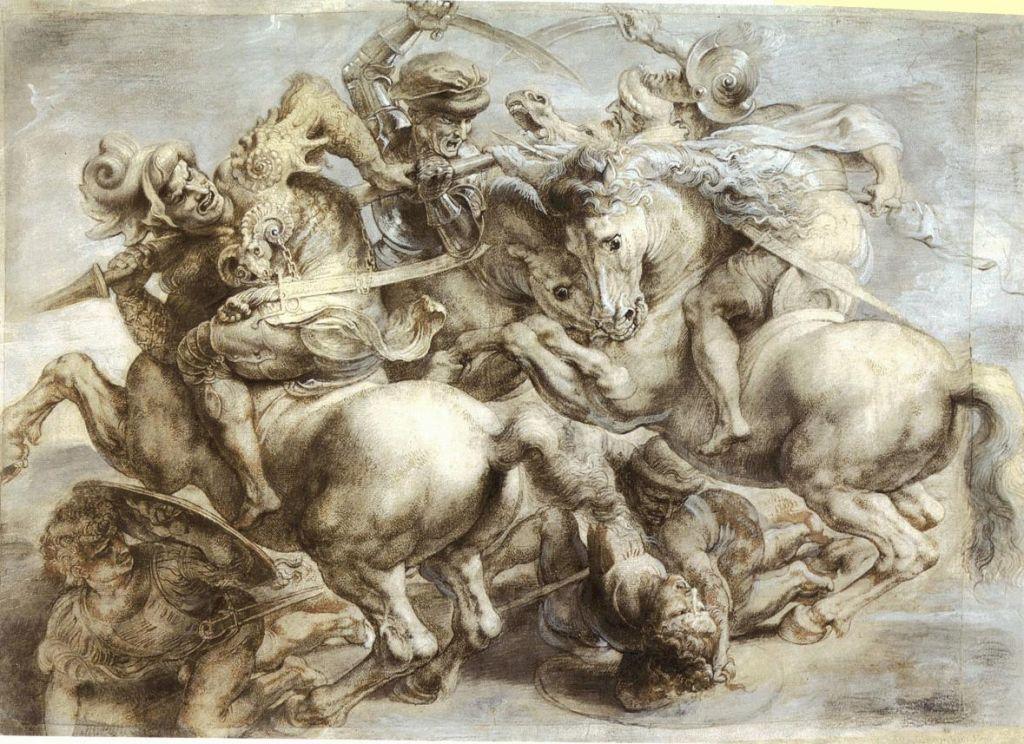 Ο χάμενος πίνακας του Λεονάρντο ντα Βίντσι παραμένει άλυτο μυστήριο