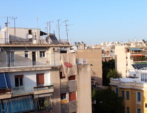 Bougada Project: Όταν η μπουγάδα στα μπαλκόνια της Αθήνας γίνεται εικαστικό project