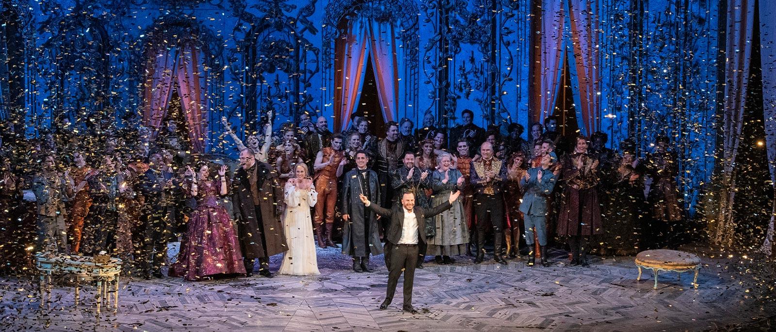 Metropolitan Opera: δωρεάν στην οθόνη σας!