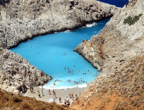 Ελλάδα, η καλύτερη παραλία στην Ευρώπη