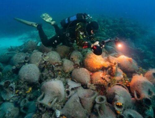 Αφιέρωμα των Γάλλων στο πρώτο υποβρύχιο μουσείο της Ελλάδας, στην Αλόννησο