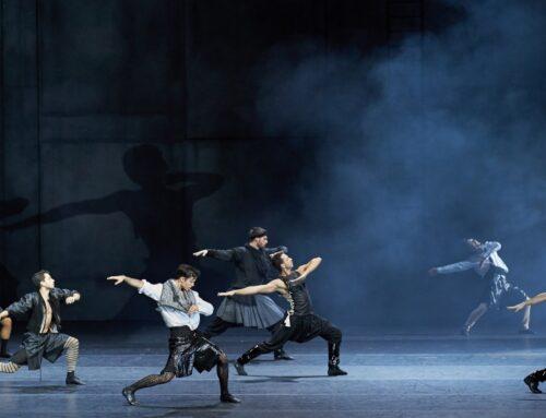 O «Χορός με τη σκιά μου» από το Μπαλέτο της ΕΛΣ στο Ηρώδειο