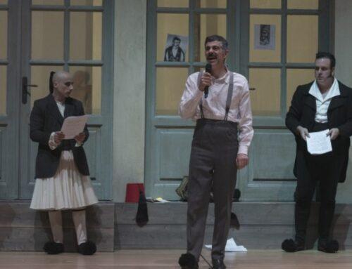 Εθνική Λυρική Σκηνή: Μια επετειακή παράσταση των Μαρμαρινού-Καραζήση με ήρωα τον Κολοκοτρώνη